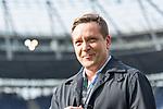 10.03.2018, HDI Arena, Hannover, GER, 1.FBL, Hannover 96 vs FC Augsburg<br /> <br /> im Bild<br /> Horst Heldt (Sportdirektor / Manager Sport Hannover 96), <br /> <br /> Foto &copy; nordphoto / Ewert
