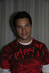 One Life To Live's Jason Tam at the 2009 Daytime Stars and Strikes to benefit the American Cancer Society to benefit the American Cancer Society on October 11, 2009 at the Port Authority Leisure Lanes, New York City, New York. (Photo by Sue Coflin/Max Photos)