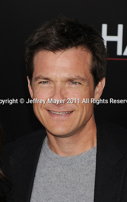 "`HOLLYWOOD, CA - MAY 19: Jason Bateman arrives at the Los Angeles premiere of ""The Hangover Part II"" at Grauman's Chinese Theatre on May 19, 2011 in Hollywood, California."