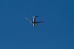 Flugzeug, Air Plane, Apetlon, Nationalpark Neusiedlersee, Seewinkel, Bezirk Neusiedl am See, Burgenland, Austria, Österreich.