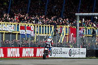 2016 FIM Superbike World Championship, Round 04, Assen, Netherlands, 15-18 April 2016, Michael VD Mark, Honda