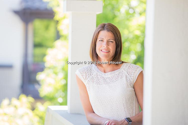 Portrait of Allegra Petras