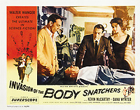 Invasion of the Body Snatchers (1956) <br /> *Filmstill - Editorial Use Only*<br /> CAP/KFS<br /> Image supplied by Capital Pictures