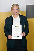 Swimming Girls Winner - Verity Hicks. ASB College Sport Young Sportsperson of the Year Awards 2006, held at Eden Park on Thursday 16th of November 2006.<br />