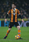 Andrew Robertson of Hull City during the English Premier League match at the KCOM Stadium, Kingston Upon Hull. Picture date: December 30th, 2016. Pic Simon Bellis/Sportimage