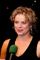Kim Clijsters of Belgium and the # 2 seed on the 2011 BNP Paribas Open attends the Player Party at the Grand Hyatt resort... Indian Wells
