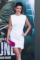 Spanish actress Clara Lago during the photocall of  Al final del tunel at Warner Bros Espana in Madrid. August 8, 2016. (ALTERPHOTOS/Rodrigo Jimenez) /NORTEPHOTO.COM