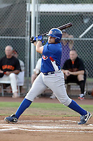 Sergio Burruel - AZL Cubs (2009 Arizona League) .Photo by:  Bill Mitchell/Four Seam Images..