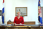 20150219 Croatian President Kolinda Grabar-Kitarovic