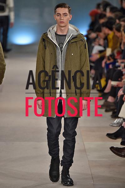 Christopher Raeburn<br /> <br /> Londres Masculino - Inverno 2016<br /> <br /> <br /> foto: FOTOSITE