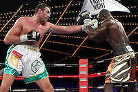 Tyson Fury vs Steve Cunningham - New York - 20th April 2013