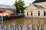 Grave situation<br /> --------------------<br /> A single drain near Hartnett's undertakers in Abbeyfeale last Friday evening was the cause of the car park to suddenly flood and enter the funeral home causing minor damage.