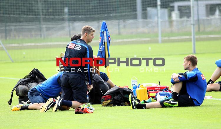 21.08.2013, Sportpark, Berlin, GER, 1.FBL, Hertha BSC , Training, im Bild Torwarttrainer Richard Golz (Hertha BSC Berlin), #h1<br /> <br />               <br /> Foto &copy; nph /  Schulz
