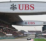 Day 2 of the UBS Chinese Grand Prix on 16th April 2011. Photo © Victor Fraile / The Power of Sport Images for UBS