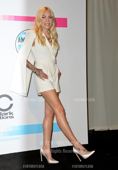 Skylar Grey at the 2017 American Music Awards at the Microsoft Theatre LA Live, Los Angeles, USA 19 Nov. 2017<br /> Picture: Paul Smith/Featureflash/SilverHub 0208 004 5359 sales@silverhubmedia.com