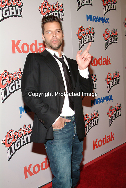 Ricky Martin<br />