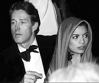 Halston Bianca Jagger at Studio 54 1977<br /> Photo By Adam Scull/PHOTOlink.net