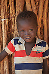 A boy in the Kaya Refugee Camp in Maban County, South Sudan. Maban is host to four refugee camps that together shelter more than 130,000 refugees from the Blue Nile region of Sudan. Jesuit Refugee Service, with support from Misean Cara, provides educational and psycho-social services to both refugees in the camps and families in the host community.
