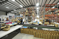 NWA Media/ J.T. Wampler - Wilson Combat has recently moved to a new facility including an 18,000 sq. ft. warehouse and shipping department. Wilson Combat is a top tier custom gun maker located near Berryville.