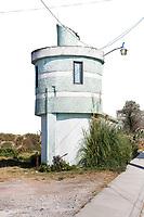 Arquitectura Libre, Security tower, Lagunilla, Hidalgo, Mexico