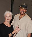 06-23-16 Keith Hamilton Cobb - Marnie Schulenburg & Zack - Linda Thorson - Pa Shakespeare Festival