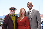 Pedro Almodovar, Will Smith, Jessica Chastain