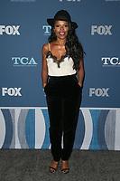 PASADENA. CA -  JANUARY 4: Keesha Sharp at the FOX Winter TCA 2018 All-Star Party at the Langham Huntington Hotel in Pasadena, California on January 4, 2018.  <br /> CAP/MPI/FS<br /> &copy;FS/MPI/Capital Pictures