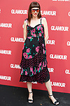 Natalia Ferviu during the Dinner of Glamour Magazine in Honor of Chiara Ferragni. June 27, 2019. (ALTERPHOTOS/Acero)