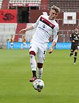nph00001:  nph0001:  17.05.2020 --- Fussball --- Saison 2019 2020 --- 2. Fussball - Bundesliga --- 26. Spieltag: FC Sankt Pauli - 1. FC Nürnberg --- --- DFL regulations prohibit any use of photographs as image sequences and/or quasi-video - Only for editorial use ! --- <br /> <br /> Robin Hack (17, 1. FC Nürnberg ) <br /> <br /> Foto: Daniel Marr/Zink/Pool//via Kokenge/nordphoto
