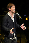 Andrew Samonsky performing in 'The Concert - A Celebration of Contemporary Musical Theatre' at The Second StageTheatre in New York City on 1/21/2013