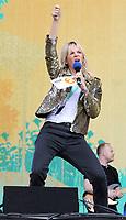 SEP 10 Zoe Ball @ BBC Radio Live in Hyde Park
