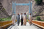 12 June 2013_NRAP_Panjshir Suspension Bridge