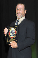 LAS VEGAS, NV - MAY 02: Shawn Michaels at the 2018 Cauliflower Alley Club Awards Banquet And Dinner at the Gold Coast Hotel & Casino in Las Vegas, Nevada on May 2, 2018. Credit: George Napolitano/MediaPunch