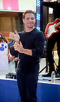 August 17, 2012 Drew Lachey 98 Degrees perform on the NBC's Today Show Toyota Concert Serie at Rockefeller Center in New York City.Credit:&copy; RW/MediaPunch Inc. /NortePhoto.com<br /> <br /> **SOLO*VENTA*EN*MEXICO**<br />  **CREDITO*OBLIGATORIO** *No*Venta*A*Terceros*<br /> *No*Sale*So*third* ***No*Se*Permite*Hacer Archivo***No*Sale*So*third*
