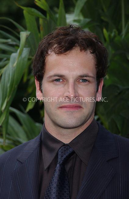 WWW.ACEPIXS.COM . . . . . ....May 17, 2006 New York City....Actor Johnny Lee Miller arriving at the CBS Upfronts event.....Please byline: KRISTIN CALLAHAN - ACEPIXS.COM.. . . . . . ..Ace Pictures, Inc:  ..(212) 243-8787 or (646) 679 0430..e-mail: picturedesk@acepixs.com..web: http://www.acepixs.com