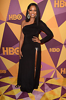 BEVERLY HILLS, CA - JANUARY 7: Garcelle Beauvais at the HBO Golden Globes After Party, Beverly Hilton, Beverly Hills, California on January 7, 2018. <br /> CAP/MPI/DE<br /> &copy;DE//MPI/Capital Pictures
