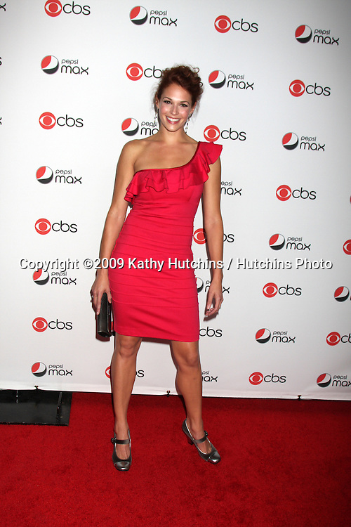 Amanda Righetti.arriving at the CBS Fall Preveiw Party.My House  Club.Los Angeles, CA.September 16, 2009.©2009 Kathy Hutchins / Hutchins Photo.