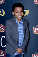 """LOS ANGELES - FEB 27:  Devin Campbell at the """"Cats"""" Play Opening at the Pantages Theater on February 27, 2019 in Los Angeles, CA"""