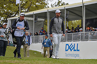 Lucas Bjerregaard (DEN) makes his way down 1 during day 5 of the WGC Dell Match Play, at the Austin Country Club, Austin, Texas, USA. 3/31/2019.<br /> Picture: Golffile | Ken Murray<br /> <br /> <br /> All photo usage must carry mandatory copyright credit (&copy; Golffile | Ken Murray)