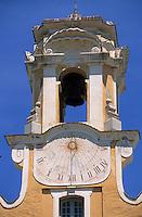 Europe/France/Corse/2B/Haute-Corse/Cap Corse/Bastia: La citadelle - Détail de la façde du Palais des Nobles