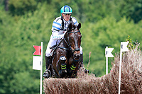 AUS-Andrew Hoy rides Cheeky Calimbo during to the CIC3* ERM Cross Country. Final-24th. 2017 FRA-Haras de Jardy International Eventing Show. Versailles, France. Sunday 16 July. Copyright Photo: Libby Law Photography