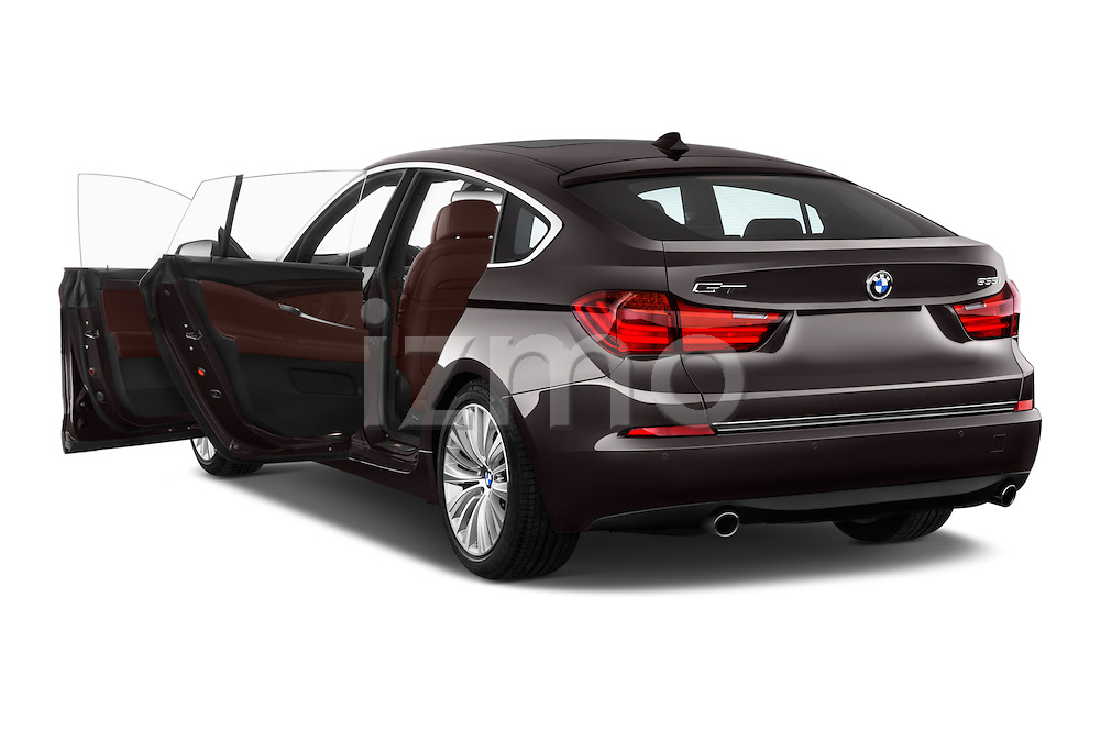 Car images of a 2015 BMW 5 Series 535I Luxury 5 Door Hatchback 2WD Doors