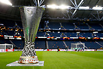 The UEFA Europa League Trophy ahead of the UEFA Europa League Final at the Friends Arena, Stockholm. Picture date: May 23rd, 2017. Pic credit should read: Matt McNulty/Sportimage