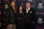 Media/VIP Red Carpet and grand opening event for Sexxy at the Westgate Las Vegas Resort & Casino,