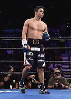 "LAS VEGAS - JUNE 23:  Joey Spencer at Fox Sports ""PBC on Fox Fight Night"" at Mandalay Bay Resort & Casino on June 23, 2019 in Las Vegas, Nevada. (Photo by Scott Kirkland/Fox/PictureGroup)"
