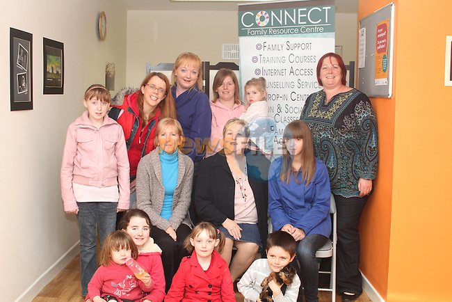 Connect Family Resource Centre Open Day...(Photo credit should read Jenny Matthews www.newsfile.ie)....This Picture has been sent you under the condtions enclosed by:.Newsfile Ltd..The Studio,.Millmount Abbey,.Drogheda,.Co Meath..Ireland..Tel: +353(0)41-9871240.Fax: +353(0)41-9871260.GSM: +353(0)86-2500958.email: pictures@newsfile.ie.www.newsfile.ie.