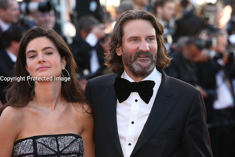 FREDERIC BEIGBEDER - RED CARPET OF THE FILM 'OKJA' AT THE 70TH FESTIVAL OF CANNES 2017