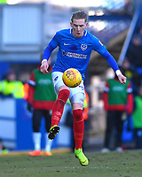 Ronan Curtis of Portsmouth during Portsmouth vs Doncaster Rovers, Sky Bet EFL League 1 Football at Fratton Park on 2nd February 2019