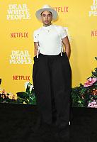 "01 August 2019 - Los Angeles, California - Jemar Michael. Netflix's ""Dear White People"" Season 3 Los Angeles Premiere held at TRegal Cinemas LA Live. Photo Credit: Birdie Thompson/AdMedia"