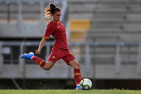 Agnese Bonfantini of AS Roma  scores a penalty <br /> Roma 8/9/2019 Stadio Tre Fontane <br /> Luisa Petrucci Trophy 2019<br /> AS Roma - Paris Saint Germain<br /> Photo Andrea Staccioli / Insidefoto